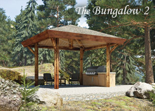 The Bungalow gazebo