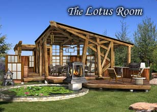 Lotus Room Custom Outdoor Space